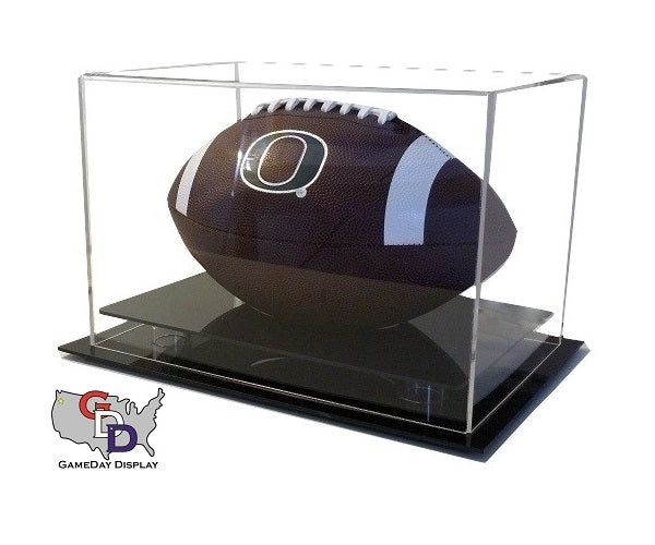 Acrylic Desk Top Football Display Case