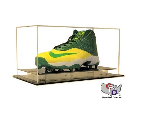 Acrylic Desk Top Large Shoe Display Case