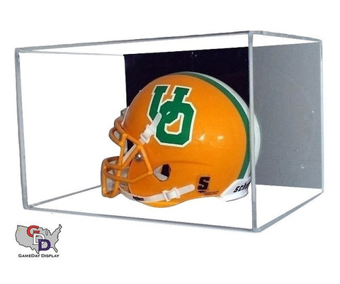 Image of Acrylic Wall Mount Mini Helmet Display Case