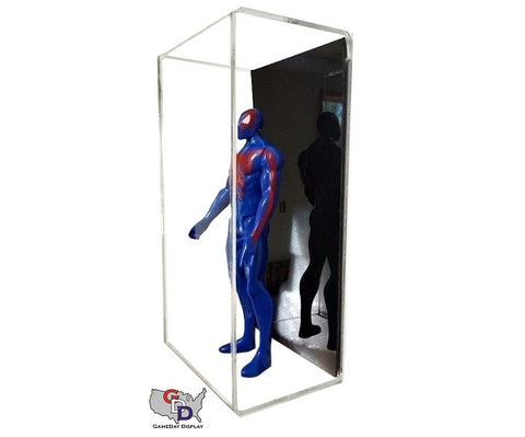 Acrylic Wall Mount Action Figure Display Case