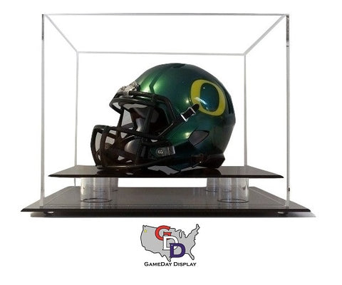 Desk Top Acrylic Mini Helmet Display Case