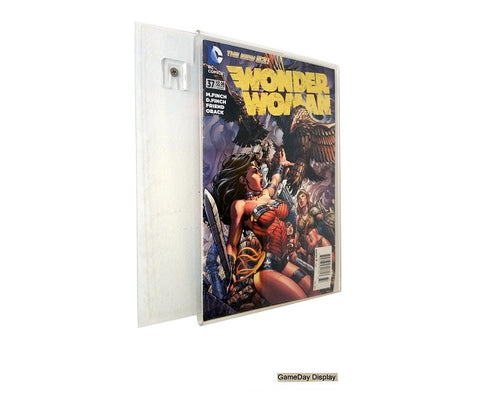 Frameless Acrylic Comic Book Display Case