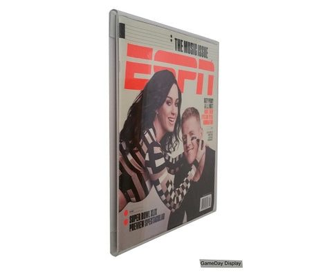 Frameless Acrylic ESPN Magazine Display Case
