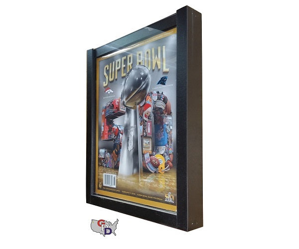 Sports Program Display Frame