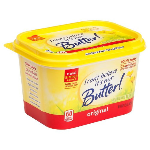 I Can't Believe It's Not Butter 15oz