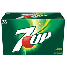 7up Cans (12oz., 12 or 36 Pack)