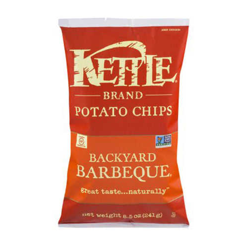 Kettle Chips BBQ 8.5oz