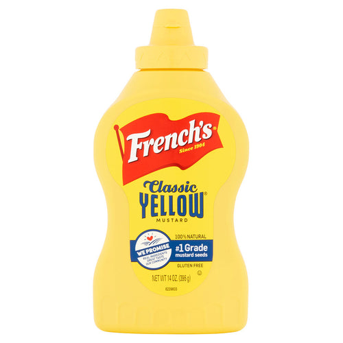 French's Mustard 14oz