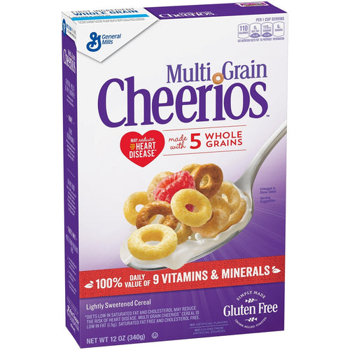 Multi-Grain Cheerios 12oz