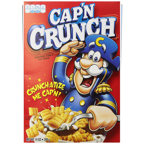 Cap'n Crunch (14oz)