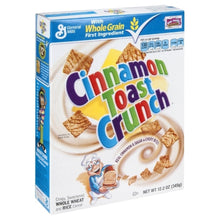 General Mills Cinnamon Toast Crunch - 12.2 oz