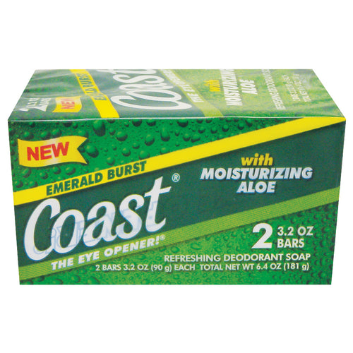 Coast Emerald Burst (2 Pack 3.2oz)