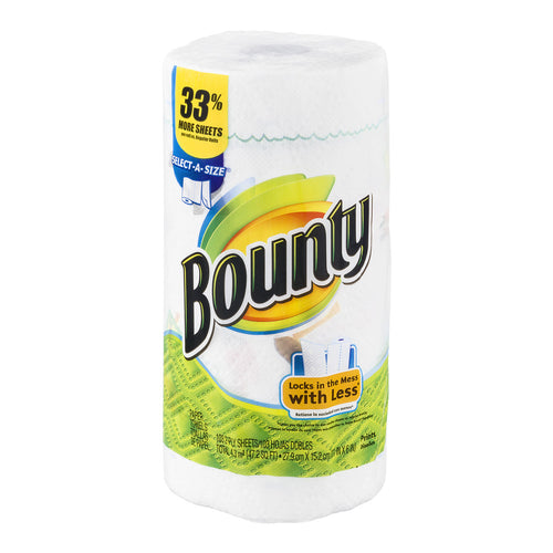 Bounty Giant Roll (131 Sheets)