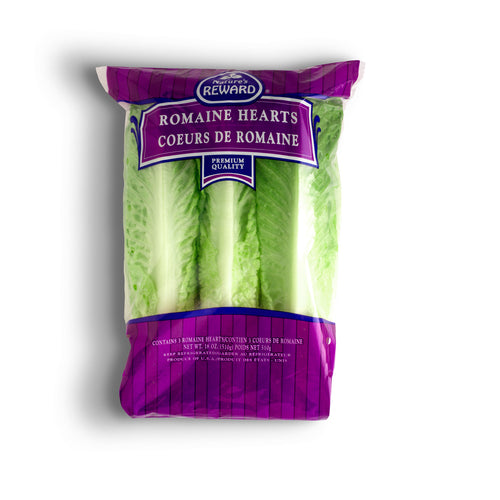 Nature's Reward Romaine Hearts