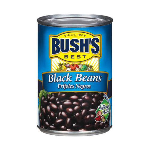 Bush's Best Black Beans (15 oz)