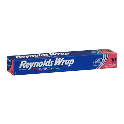 Reynold's Wrap (75 sq ft. & 250 sq ft.)