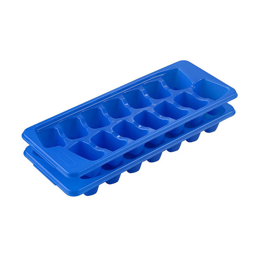 Sterilite Ice Cube Tray (2 Pack Blue)