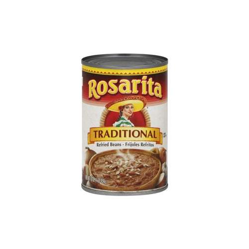 Rosarita Traditional Refried Beans (16 oz. can)