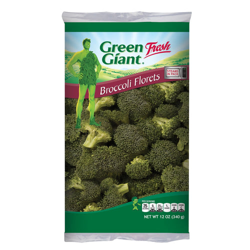Green Giant Fresh Broccoli Florets (12oz)