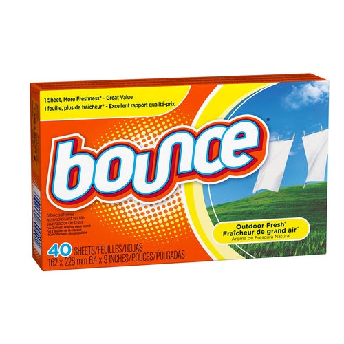 Bounce Dryer Sheets (40 & 160ct)