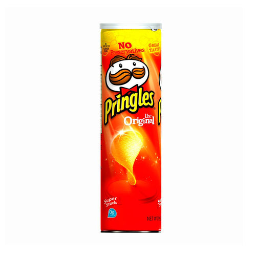 Pringles Original Potato Crisps (5.2 oz)