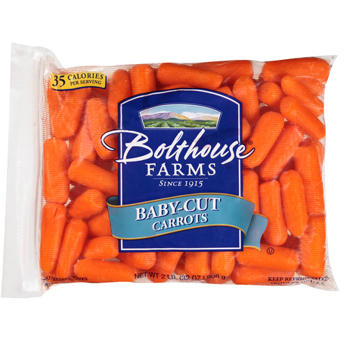 Baby Cut Carrots (16oz)