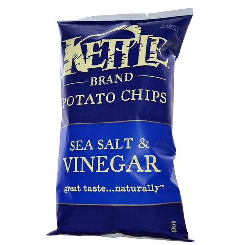 Kettle Chips Sea Salt & Vinegar 8.5oz