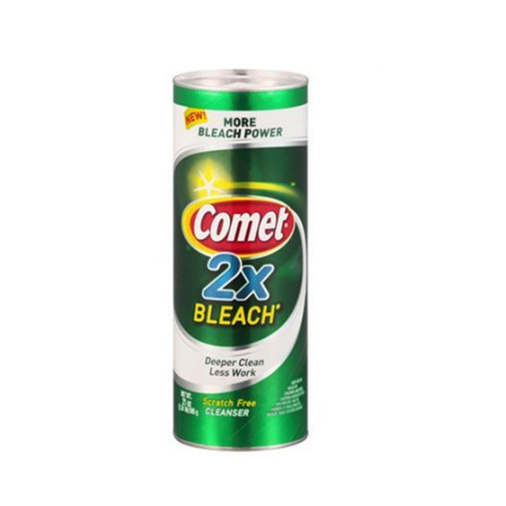 Comet 2X Bleach Powder Cleanser 28oz.