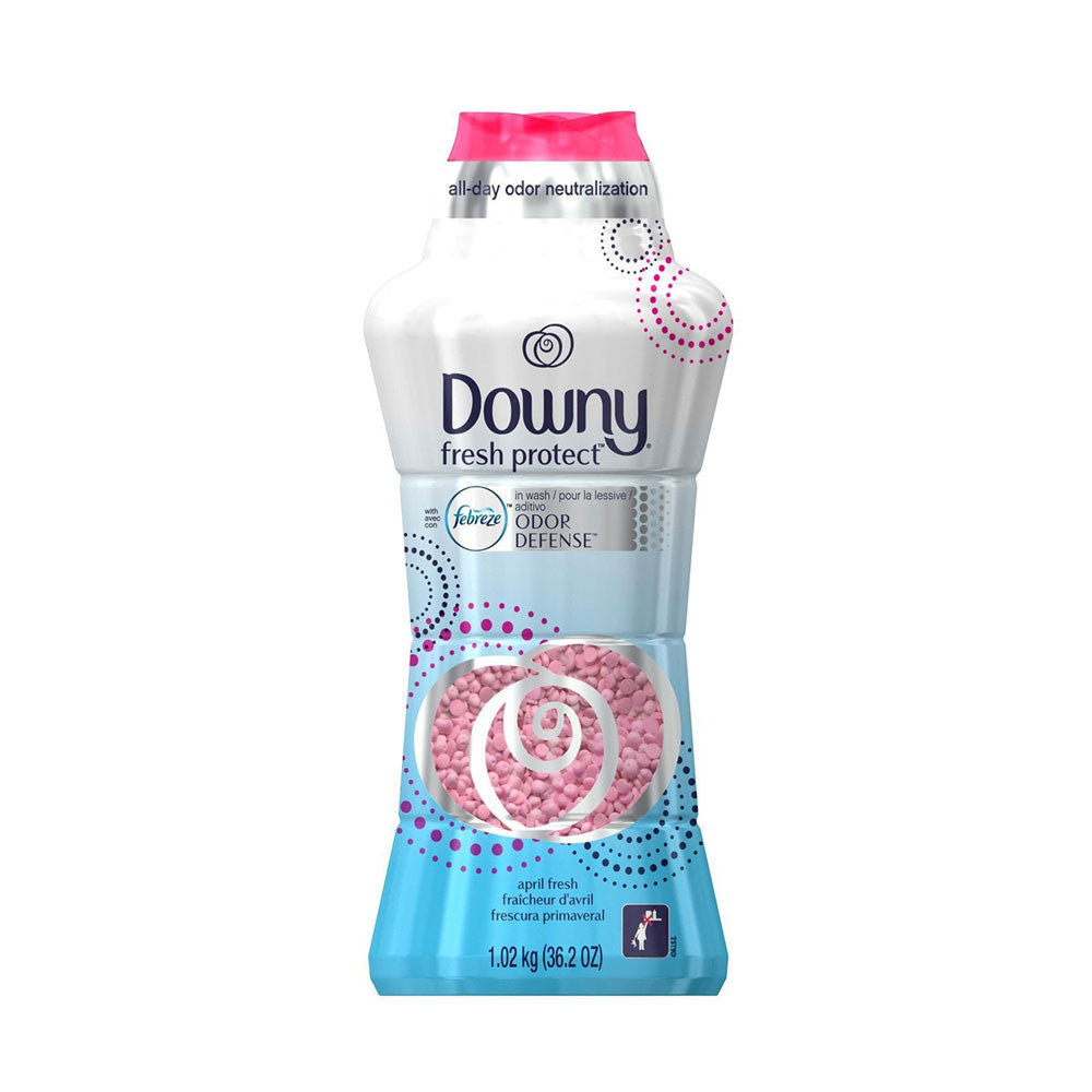 Downy Fresh Protect In-Wash Odor Shield Scent Booster, April Fresh Scent (36.2 oz.)