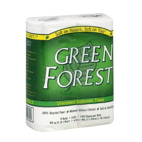 Green Forest 2-Ply (4 Pack)