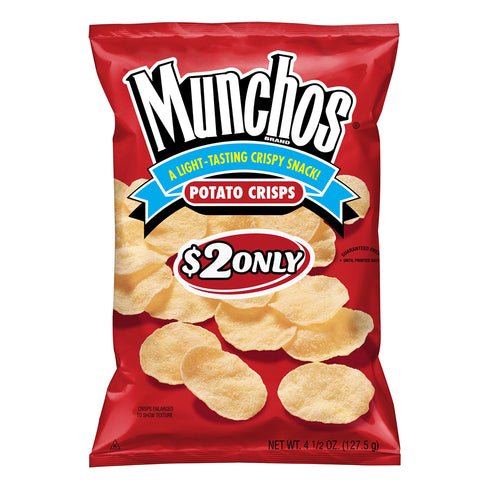 Munchos 4.5oz bag