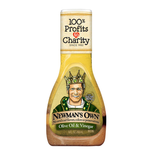 Newman's Own Olive Oil and Vinegar Dressing (16oz)