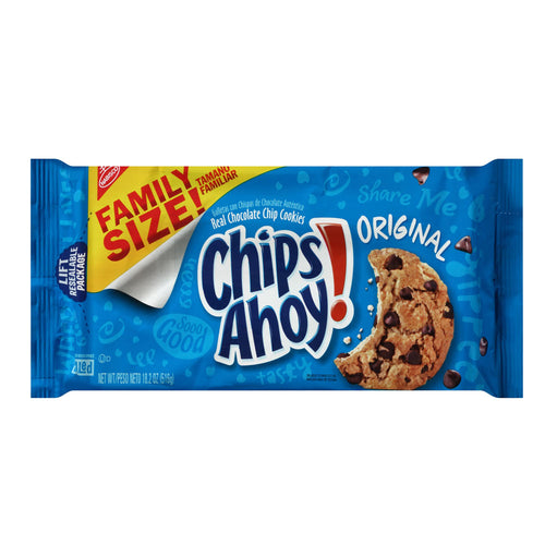 Chips Ahoy Cookies 18.2oz