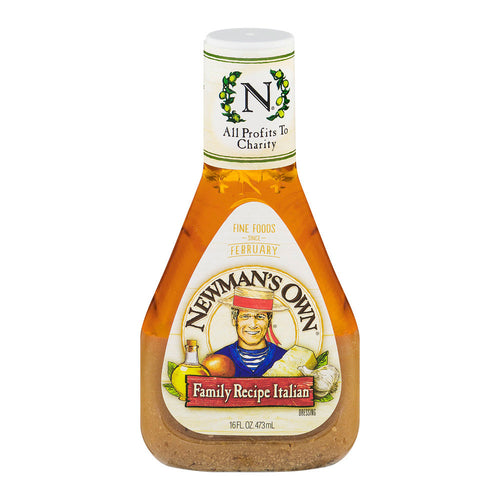 Newman's Own Family Recipe Italian Dressing (16oz)