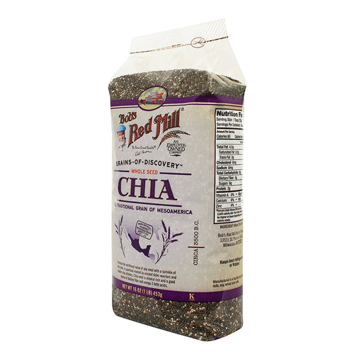 Bob's Red Mill Whole Chia Seeds (16oz)