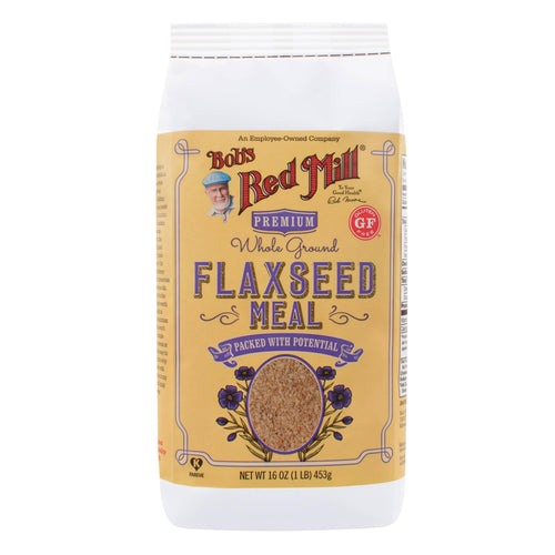 Bob's Red Mill Whole Ground Flaxseed Meal (16oz)