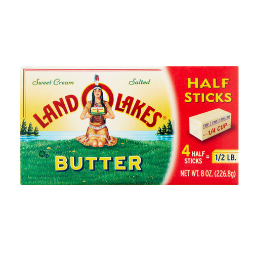 Land O Lakes Salted Butter, 8 oz
