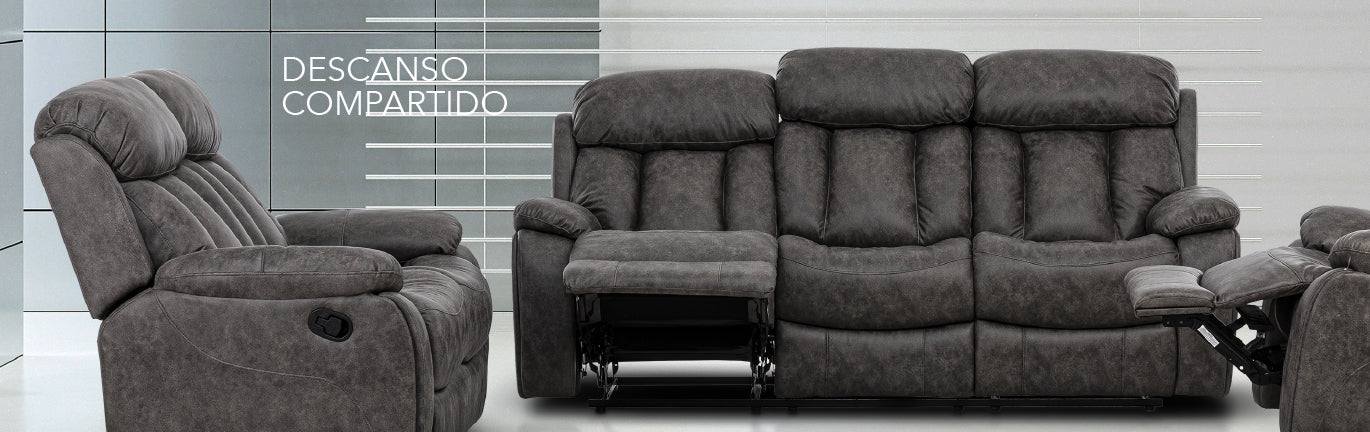 Sofas y Loveseat Muebles Colineal