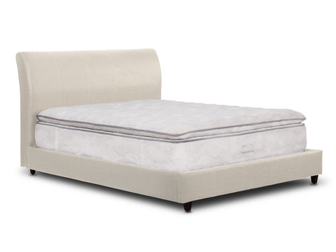 Cama Paris V1 C/Charcoal