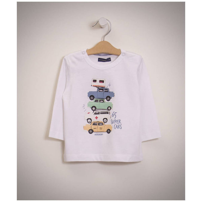 Camiseta Mini Cars