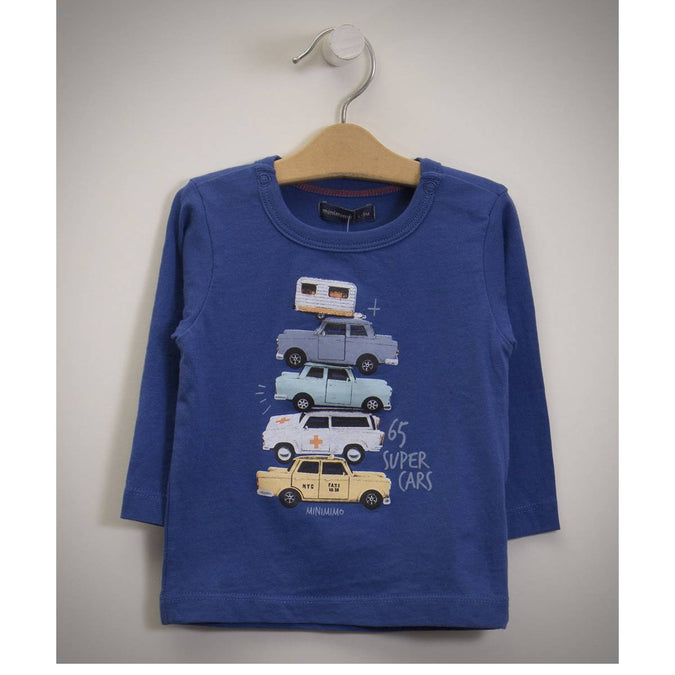 Camiseta Mini Cars 1