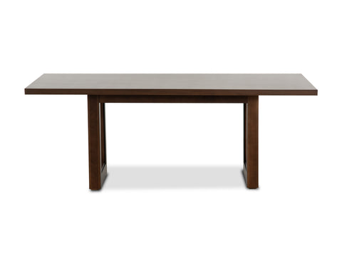 Mesa Comedor Lemans Rectangular V2 C/Charcoal