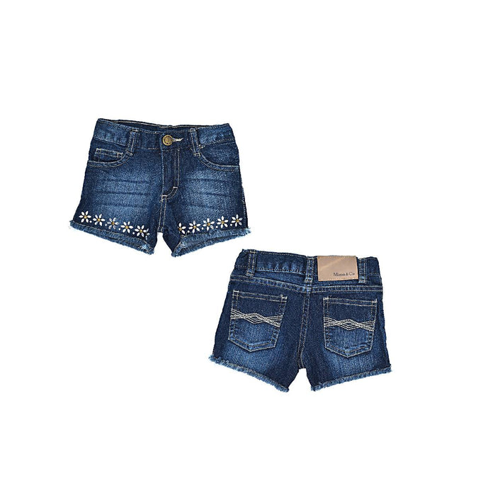 Short  Bba Denim Folk
