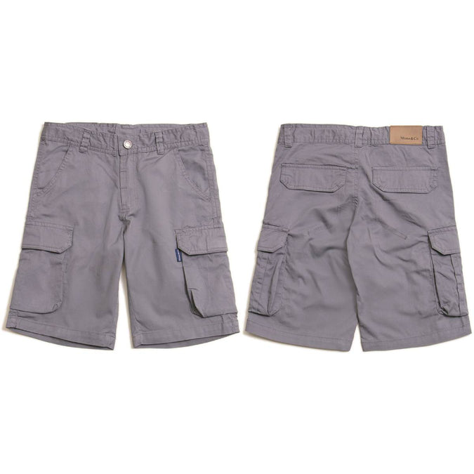 Bermuda Junior Cargo Twill