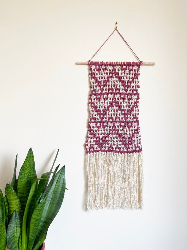 Berroco Moxee Wall Hanging Kit