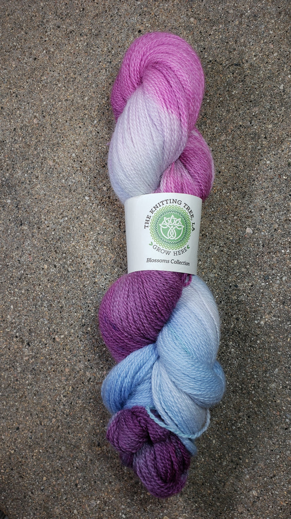 The Knitting Tree, L.A. Blossoms Collection 2-Ply