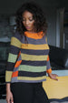 Trendsetter Streamers Ribbed Raglan Pullover Kit