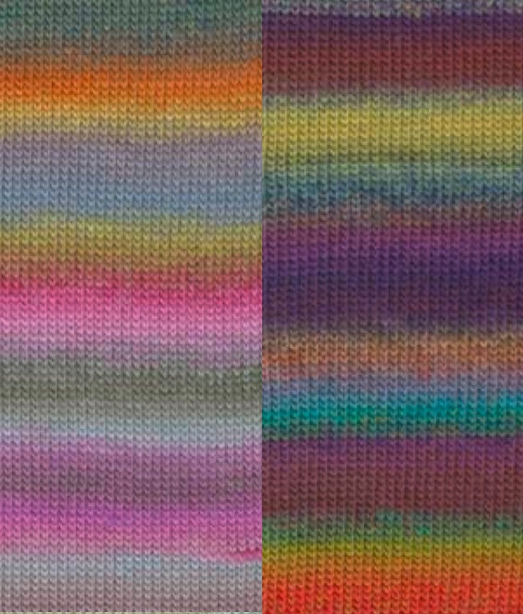 Lang Millecolori Crochet Baby Blanket Kit