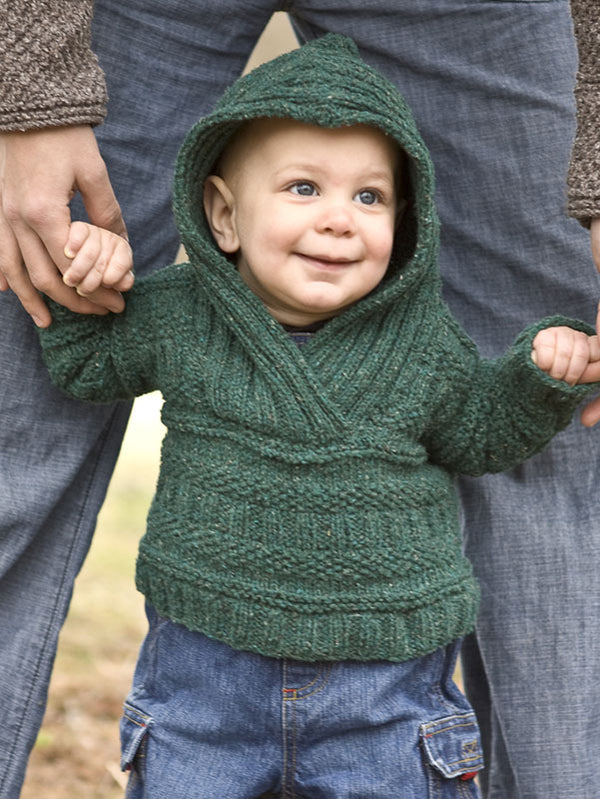 Berroco Arshile Kid's Cardigan Kit