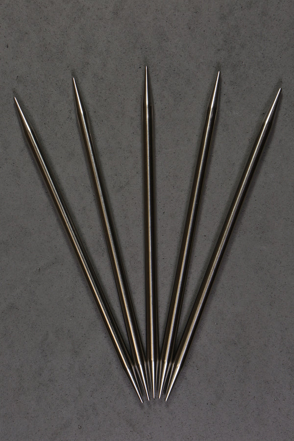 "Chiaogoo 6"" Stainless Steel Double Pointed Needles"